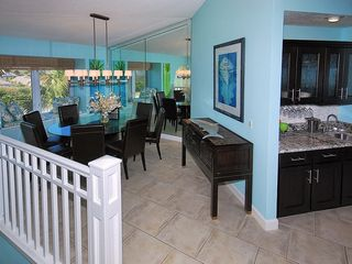 Ponte Vedra Beach house photo - Dining Area with Seating for 8 and Wet Bar