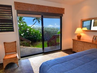 Poipu house photo - Ocean view Bedroom #3