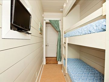 Bunk room-with is's own flat screen TV 2nd floor