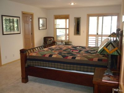Spacious Master Suite w/Master Bath & Separate Kids/Overflow Sleeping Room