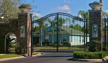 Our gated community gives you extra peace of mind on your vacation.