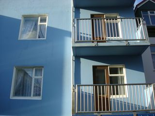 Reykjavik apartment photo - Balconies located at the back facing the yard