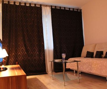 1 - bedroom apartment for rent in the center of Minsk, on ul.Zaharova