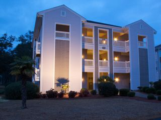 Sunset Beach condo photo - Tranquility can be Found 2nd Floor on the Left