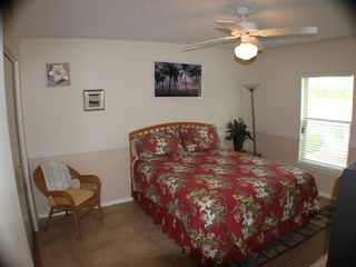 South Padre Island house photo - 3rd Bedroom with Queen Bed