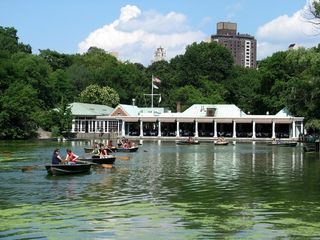 Midtown Manhattan apartment photo - Restaurant in Central Park