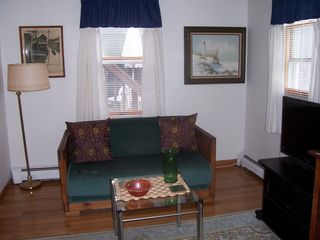 Provincetown condo photo - TV viewing