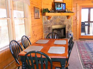 Sevierville cabin photo