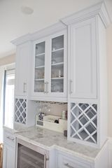 Naushop house photo - Wine fridge