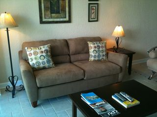 Hollywood Beach condo photo - Living room