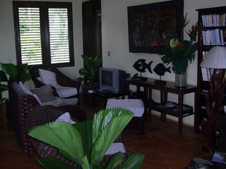 Samana villa photo - TV and HIFI
