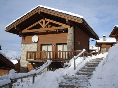Sainte Foy Tarentaise chalet rental - Snowy Great Escape
