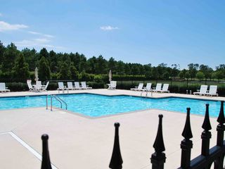 Cape Charles condo photo - Pool Near Condo (1 of 2 pools in gated community)