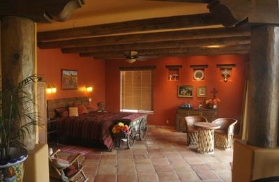 Cave Creek house rental - Truely fit for a master,note the authentic western details.