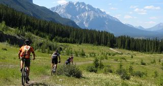 Canmore condo photo - A great way to get around .. endless mountain biking trails for all levels.