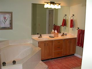 Fripp Island house photo - master bath