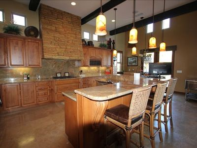 La Quinta house rental - Another view of our kitchen.