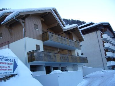 Apartment in the heart of Chatel village, 50 meters from Ski Lift