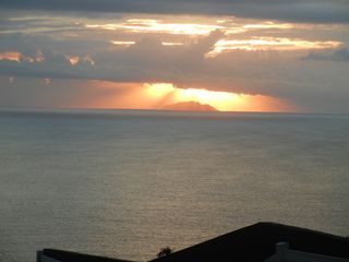 Aguadilla condo photo - Amazing Sunsets can be seen from the balcony