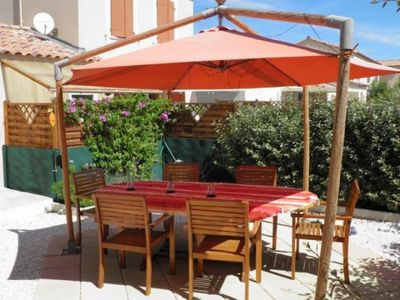 House Narbonne Plage, 4 rooms, 7 people