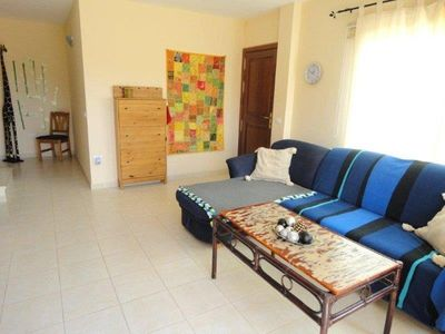 Rio house rental - Large living area offers many space for families