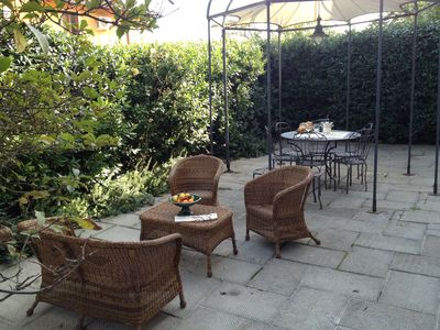 Alto Mugello apartment rental - Garden