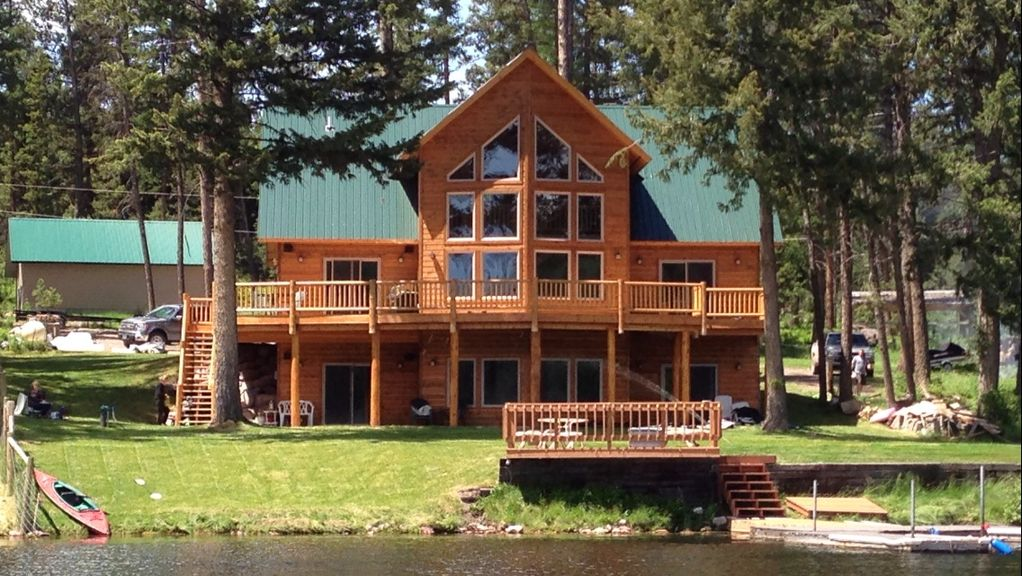 Lakefront cabin gallery Big bear lakefront cabins for rent