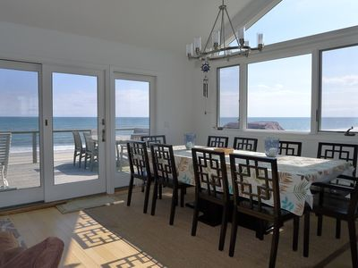 Oceanfront Newly Renovated Modern -Special Fall Rates!