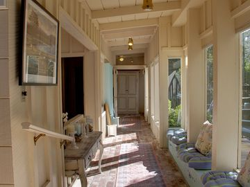 """Carmel house rental - Welcome to """"San Antonio by the Sea""""! Light-filled and spacious!"""
