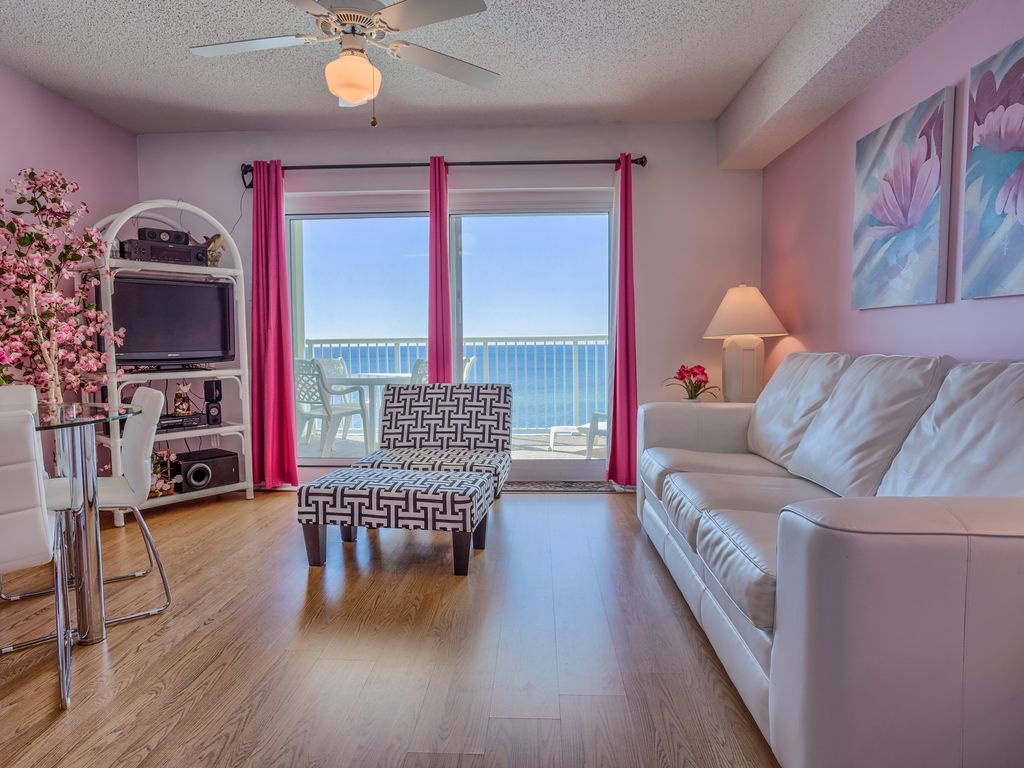 Tradewinds 603 Orange Beach Gulf Front Vrbo