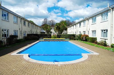 Paignton apartment rental - Heated swimming pool