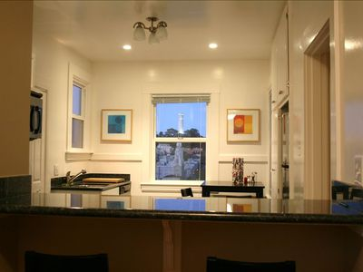 Sunny North Beach Apt. with Views and Terrific Location