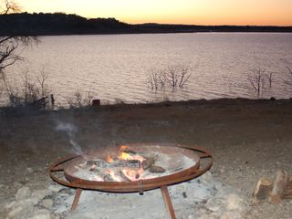 Canyon Lake house photo - Bring the marshmallows and hotdogs!