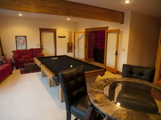 Lutsen lodge photo - Pool Table and Game table