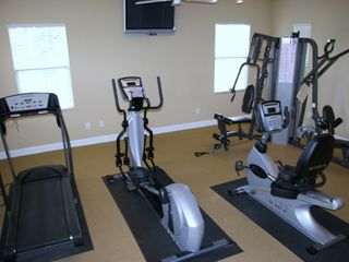 Tuscan Hills villa photo - FITNESS ROOM