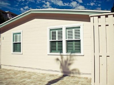 Siesta Key cottage rental - Siesta Shores Unit #1