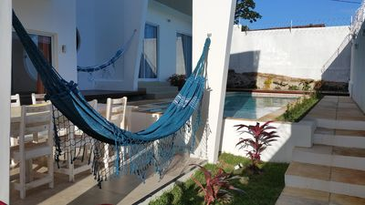 NEW IN PIPA - LARGE CONTEMPORARY HOUSE - SWIMMING POOL - NEAR CENTER AND BEACHES