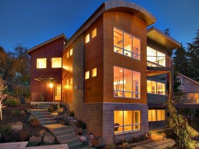 Modern Luxury Puget Sound Views In Seattle VRBO