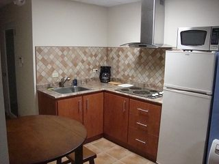 Arecibo villa photo - Kitchen from one of 3 beach front studio units