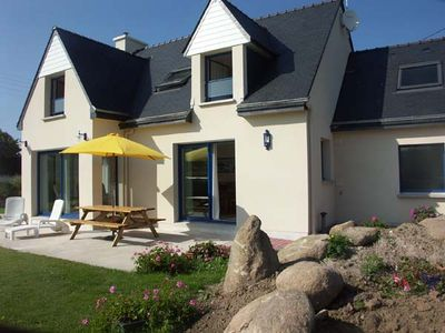 Traditional light cottage - 100m from the sea - Fine sand beach