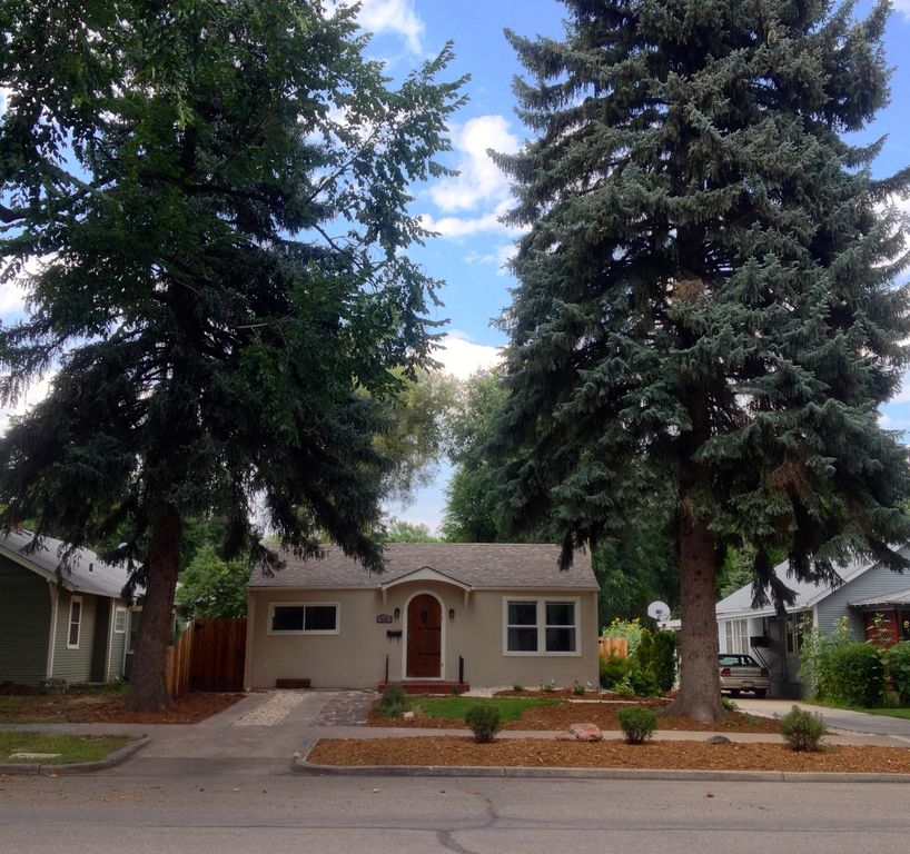Beautiful house in oldtown fort collins vrbo for Cabin rentals near fort collins colorado