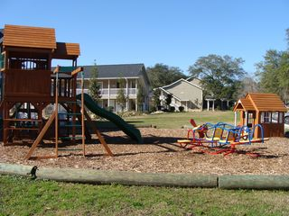 Jacksonville apartment photo - On site playground