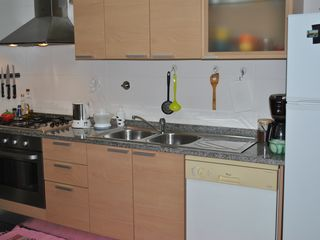 Canico apartment photo - Well equipped kitchen
