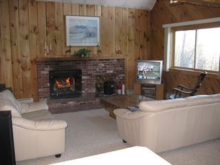 Mount Snow house photo - Living room