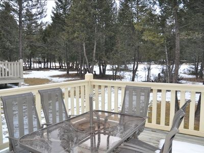 Radium Hot Springs villa rental - Backing on to the lucky 13th fairway of the Springs Golfg Course