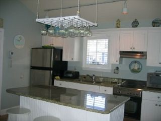 Wells house photo - New kitchen, stainless steel and granite