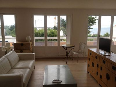 Accommodation near the beach, 56 square meters, , Concarneau, Brittany