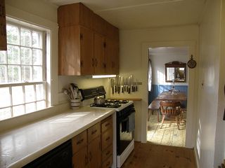 Wardsboro farmhouse photo - kitchen
