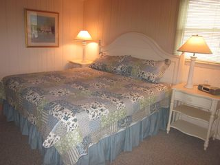 South Bethany Beach house photo - A king bedroom.