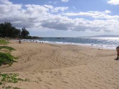 Spectacular Kamaole II beach, 200 yds from our condo.